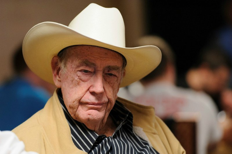 Doyle Brunson Gossips About This Week In The Bellagio