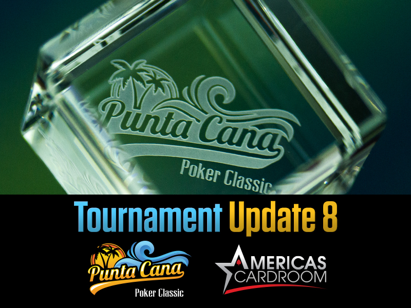 Late Registration Now Closed For The Main Event