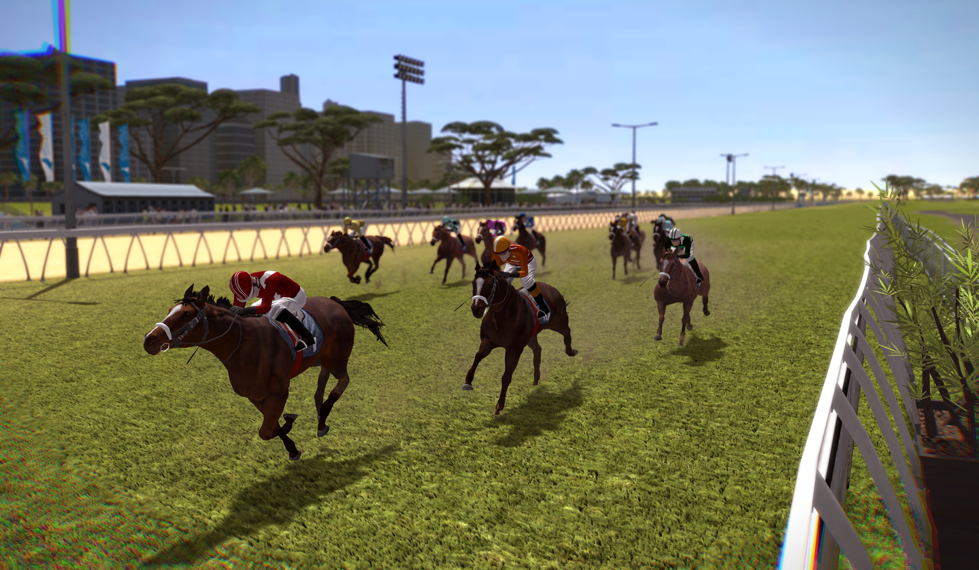 Virtual Horse Racing Gets Going In Vegas As Live Racing Sinks