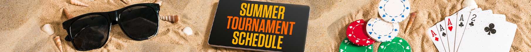 New Tournament Schedule