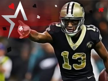 New Orleans Saints wide receiver becomes latest to make it to the NFL Network's top 100 list