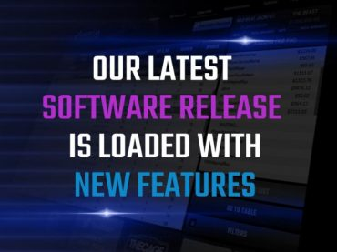 Our latest software release is loaded with new features