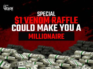 Special $1 Venom raffle could make you a millionaire