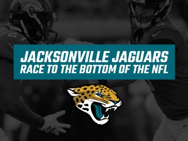 Jacksonville Jaguars race to the bottom of the NFL