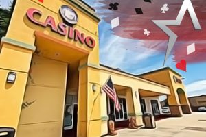 Cards are in the (outdoor) air: California casino moves tables outside