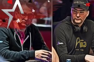 Phil Hellmuth and Antonio Esfandiari complete their second High Stakes battle